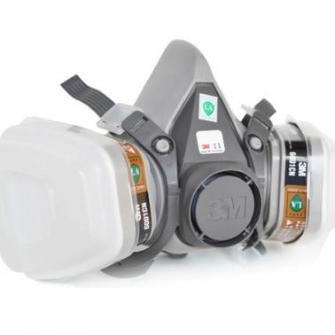 施工3M620P防毒面具